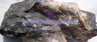 moly ore image