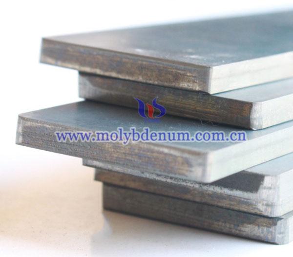molybdenum plate image