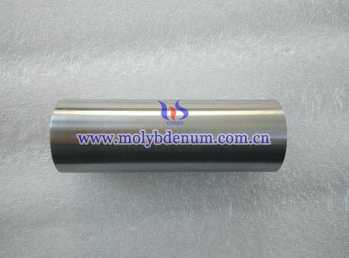 ground molybdenum lanthanum rod image