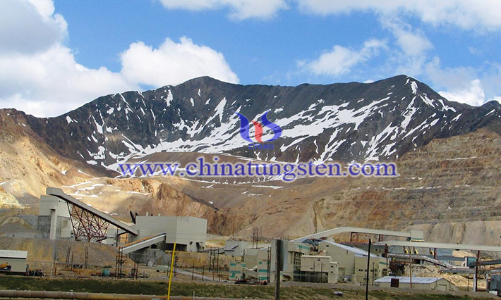 Climax Molybdenum Mine picture