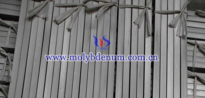molybdenum bar image