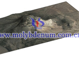 molybdenum mine image