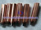 molybdenum copper block image