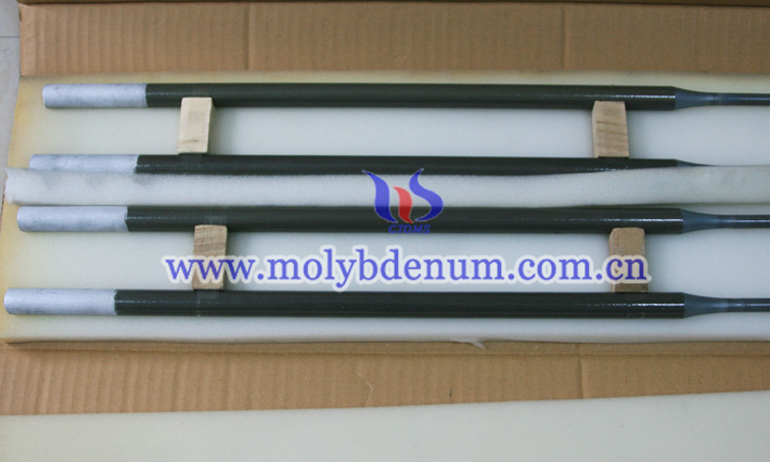 MoSi2 heating element picture