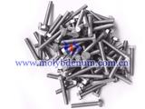 molybdenum screw image