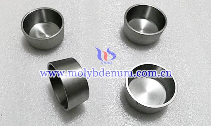 molybdenum crucible image