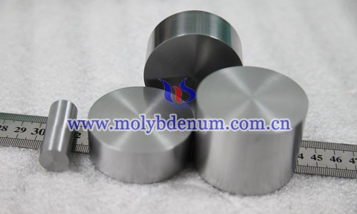 molybdenum ground rod picture