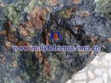 molybdenum ore image