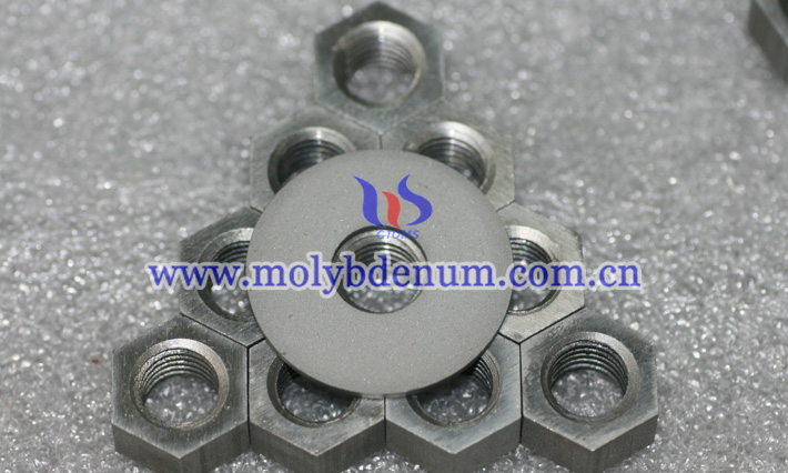 molybdenum parts image