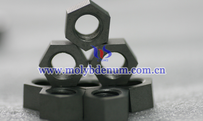 molybdenum nuts image
