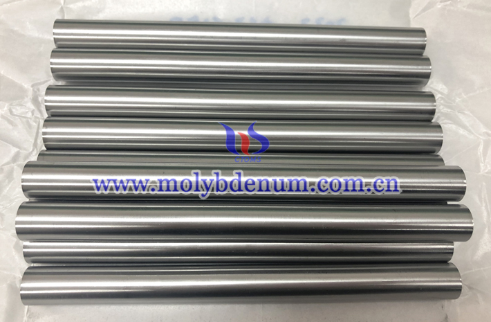pure molybdenum rod picture