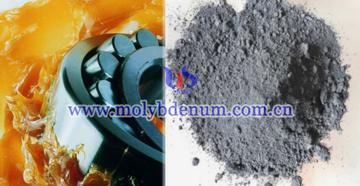 molybdenum disulfide image